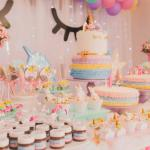 Unicorn party kids party partyplanner kinderfeest