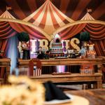 Circus party babyshower kinderfeest