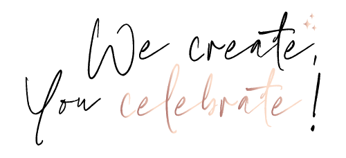 We create you celebrate YesforyourEvents